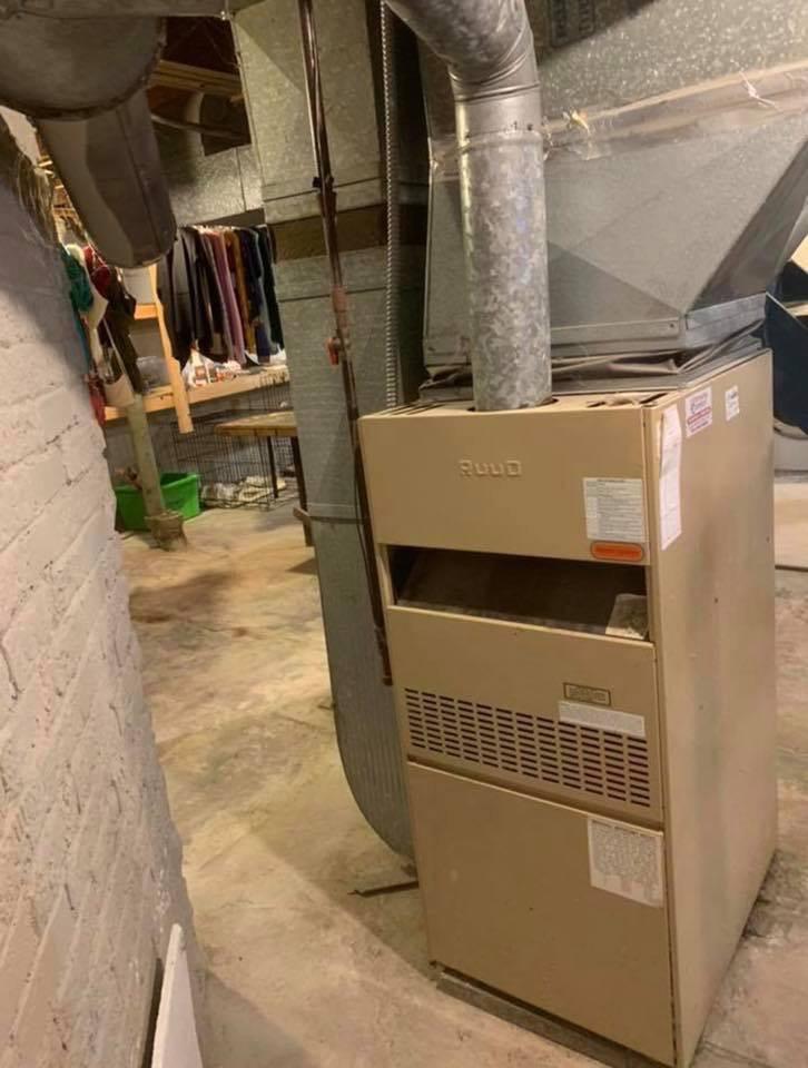 All Star Mechanical Residential HVAC Furnace Installation & Service