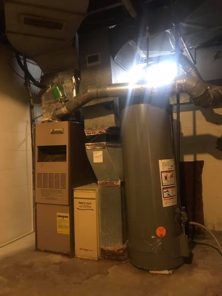All Star Mechanical Residential HVAC Furnace Installation & Service