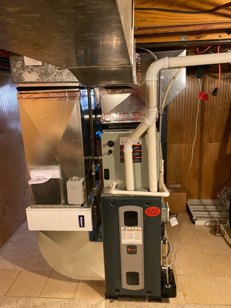 All Star Mechanical Trane Furnace Installation Sales and Service Lansing Michigan